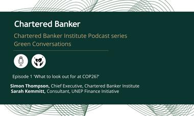 Green Conversations - Podcast Playlist Series