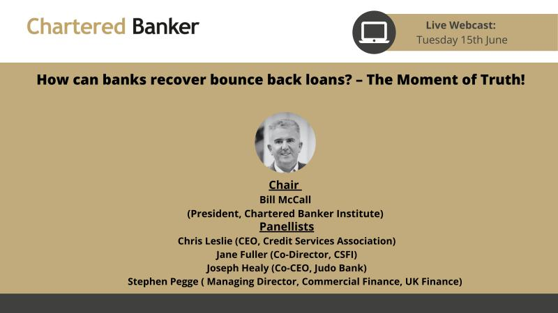How can banks recover bounce back loans? - The Moment of Truth!