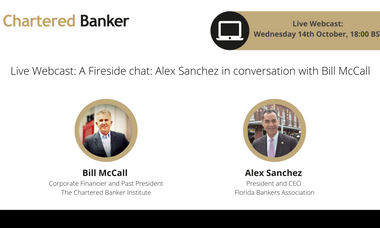 A Fireside chat: Alex Sanchez in conversation with Bill McCall